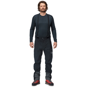 Norrøna Trollveggen Gore-Tex Pro Light Pants Men, caviar